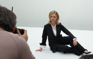 Photo shoot met Ancilla