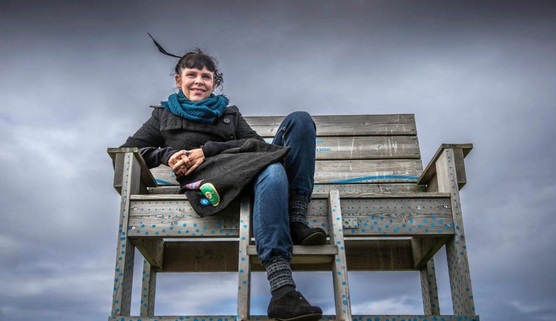 Spreker Piratenweekend – Birgitta Jónsdóttir over democratie