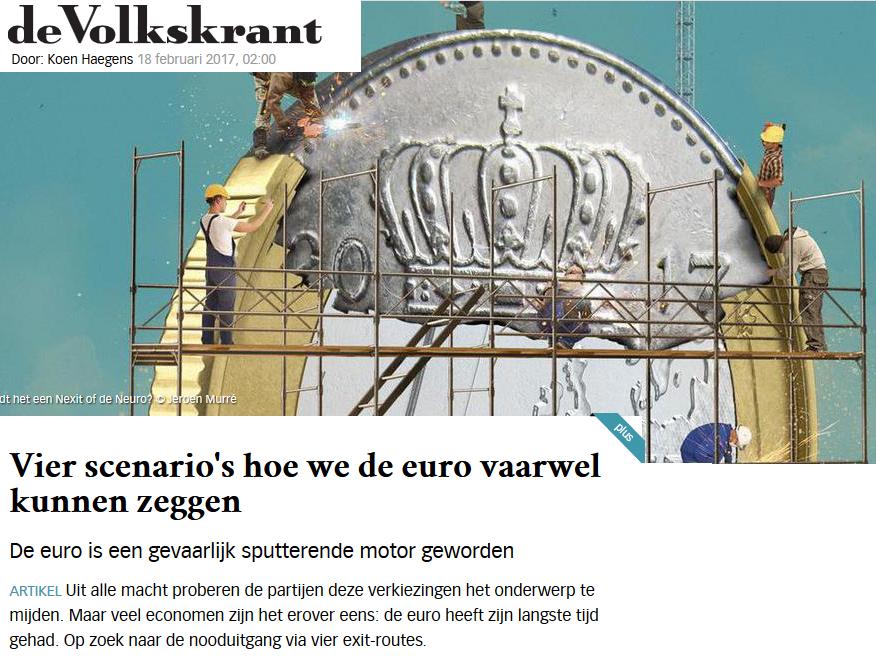 Toekomst van de euro, VK