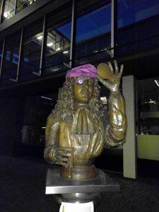 Christiaan Huygens Piraat