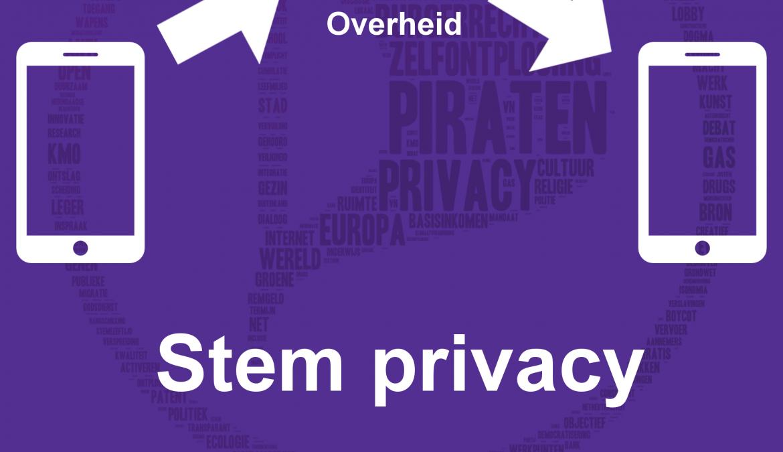 Scholieren Stedelijk Gymnasium Leiden voeren campagne voor Piratenpartij