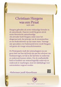 Perkament Huygens